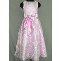 ПОСЛЕДНИЙ РАЗМЕР Праздничное платье для девочки