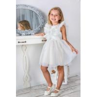 Очаровательное нарядное платье для девочки