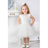 Маленькое платье для маленьких принцесс  (для девочки )