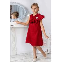 Эффектное и модное платье для девочки