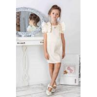 Маленькое эффектное платье  для девочки