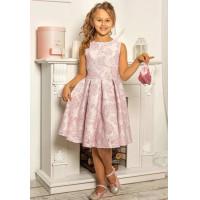 Элегантное праздничное платье на 140, 146, 152  для девочки подростка