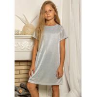 Дискотечное платье на 140, 146, 152  рост для девочки подростка