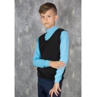 Джемпер для мальчика школьный подростковый