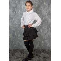 Юбка для девочки школьная
