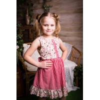 Платье для девочки в стиле прованс