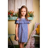 Летнее платье для маленькой кокетки
