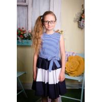 Платье летнее для девочки подростка