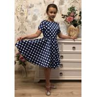 Нарядное платье для девочки подростка