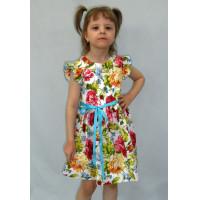 Летнее платье для девочки ЭНДИ