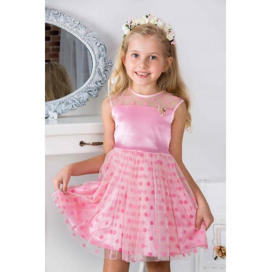 Красивое нарядное платье для девочки - 1