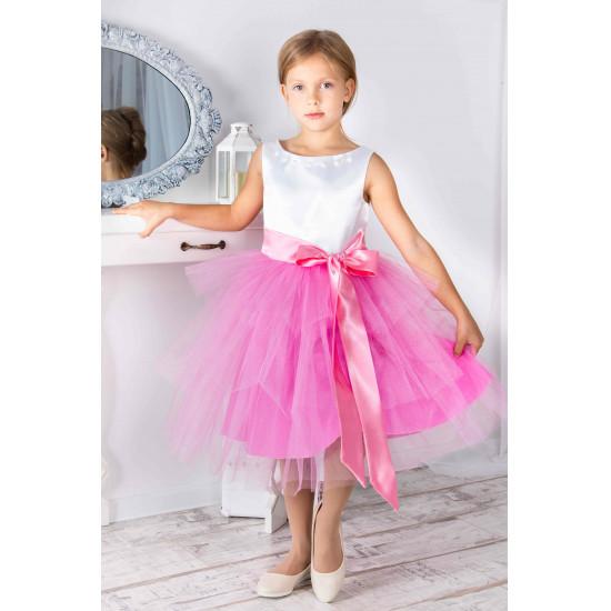Стильное платье для девочки - 1