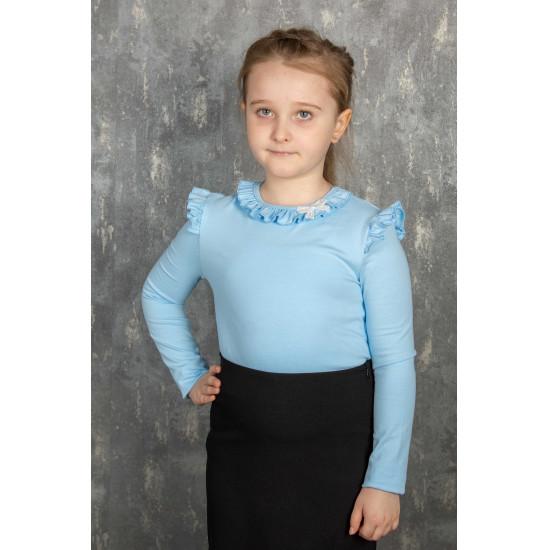 Школьный джемпер для девочки - 1