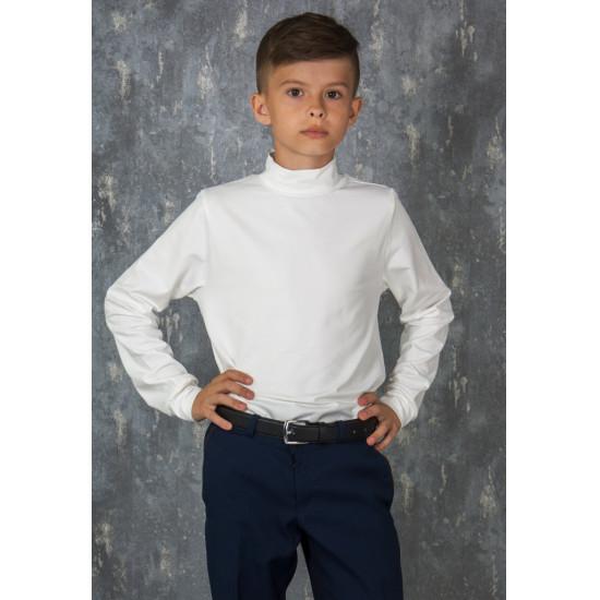 Джемпер для мальчика школьный - 1