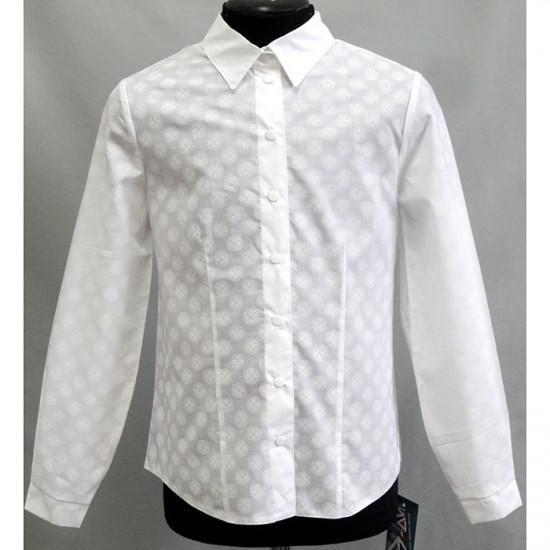 Блузка для девочки первокласница - 1
