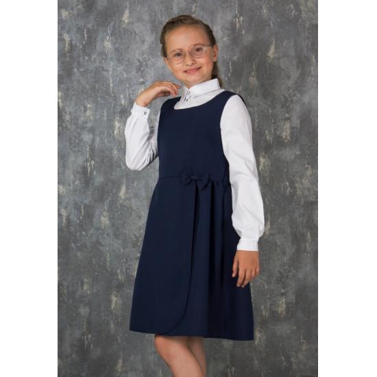 Блузка для девочки школьная - 1