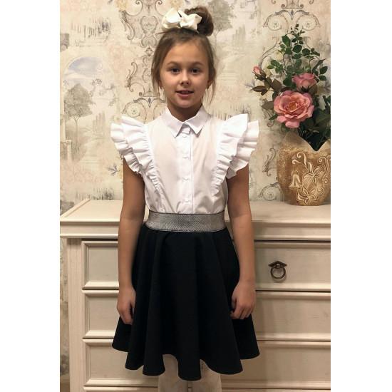Блузка школьная для девочки - 1