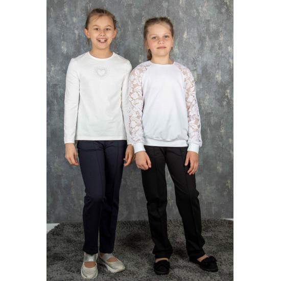 Школьные брюки для девочки - 1