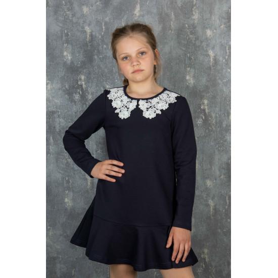 Школьное платье для девочки - 1