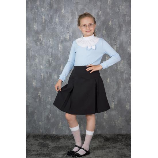 Юбка для девочки школьная - 1
