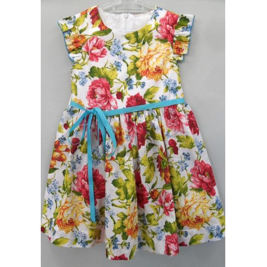 Летнее платье для девочки ЭНДИ - 1